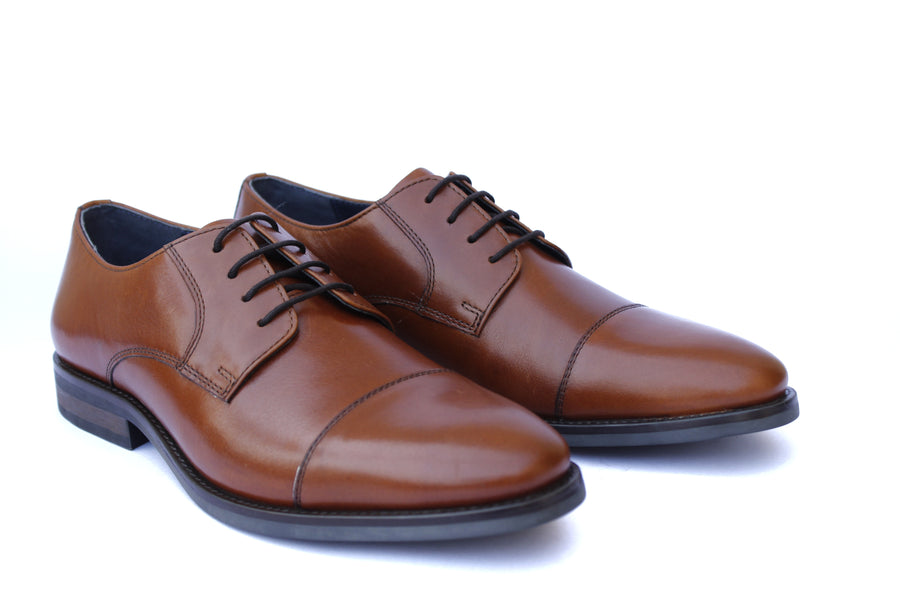 Overdrive 9 2 5 Gingerbread Sleek Oxford Shoes