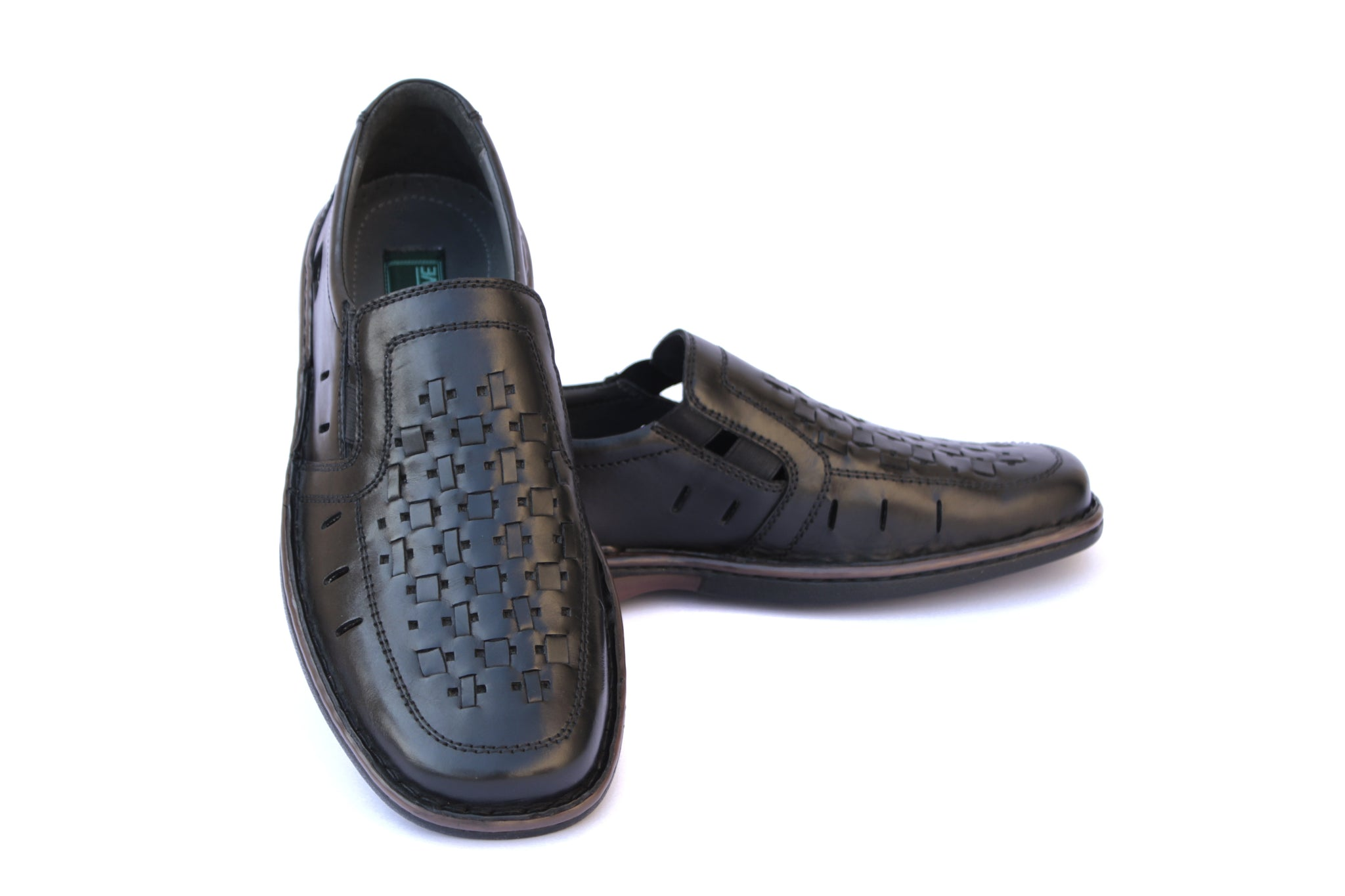Overdrive 9 2 5 Pirate Black Anti-Perspiration Slip on