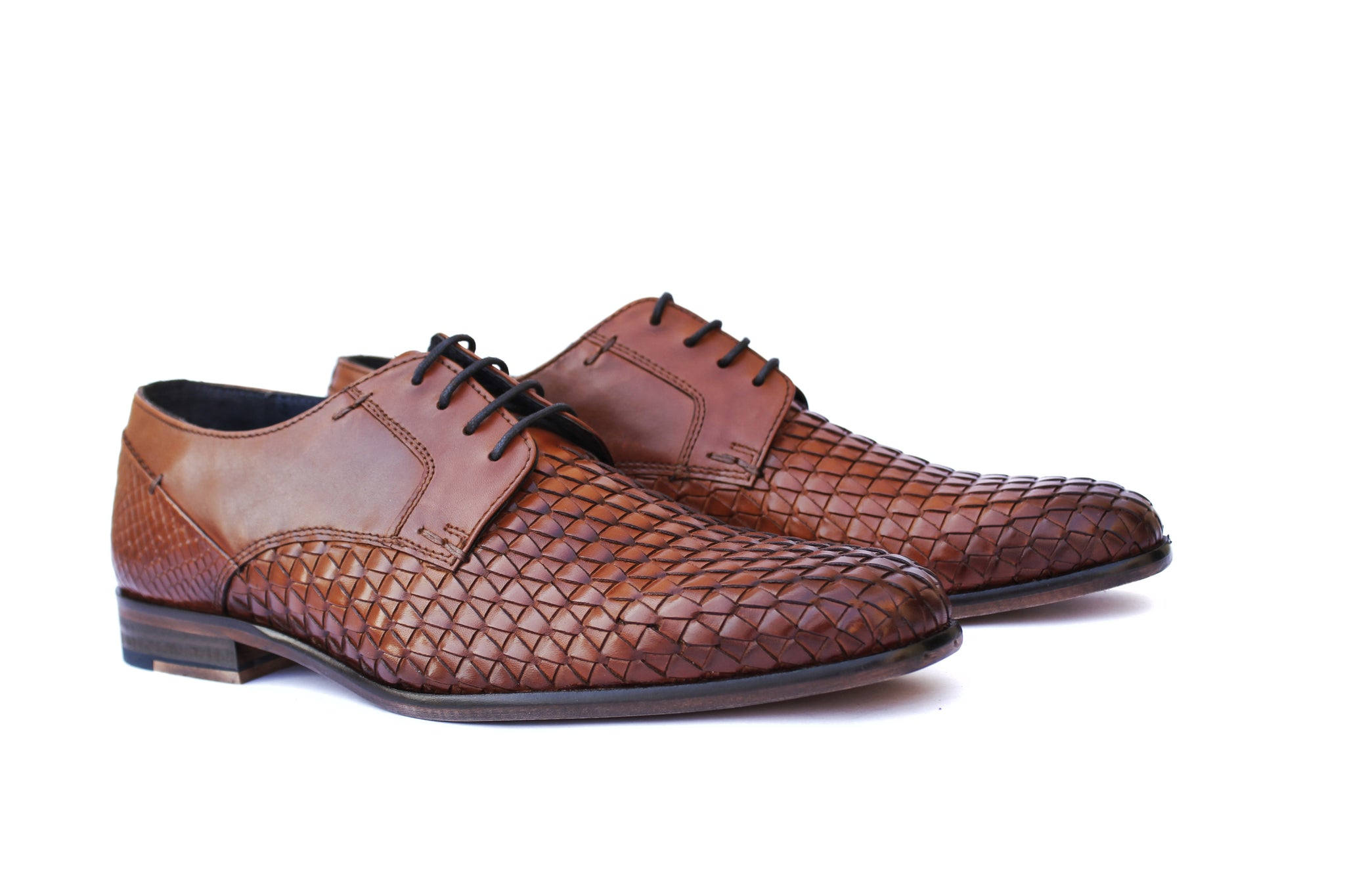 Overdrive 9 2 5 Braided Brown Shoes