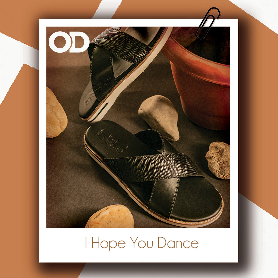 Hope You Dance, Black Slippers