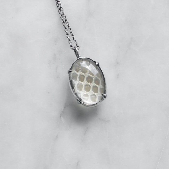 MED Snakeskin Pools of Light Pendant