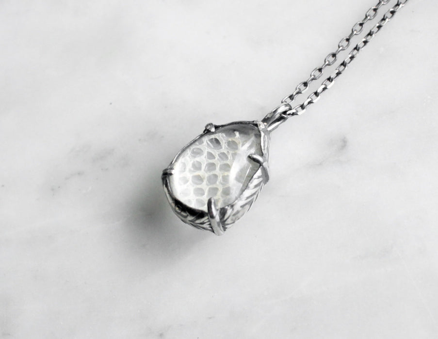 SM Snakeskin Pools of Light Pendant
