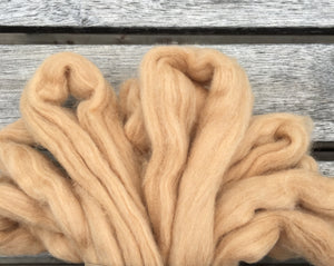 Brown Cotton, Easy-to-Spin