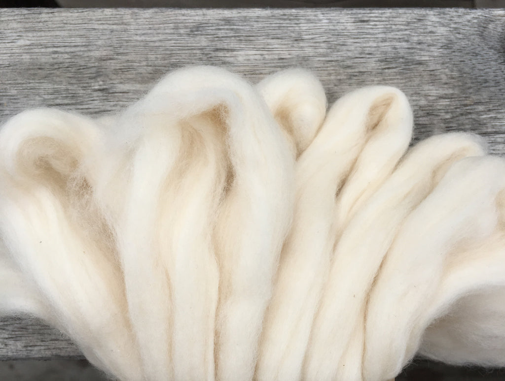 White Pima Cotton, Easy-to-Spin