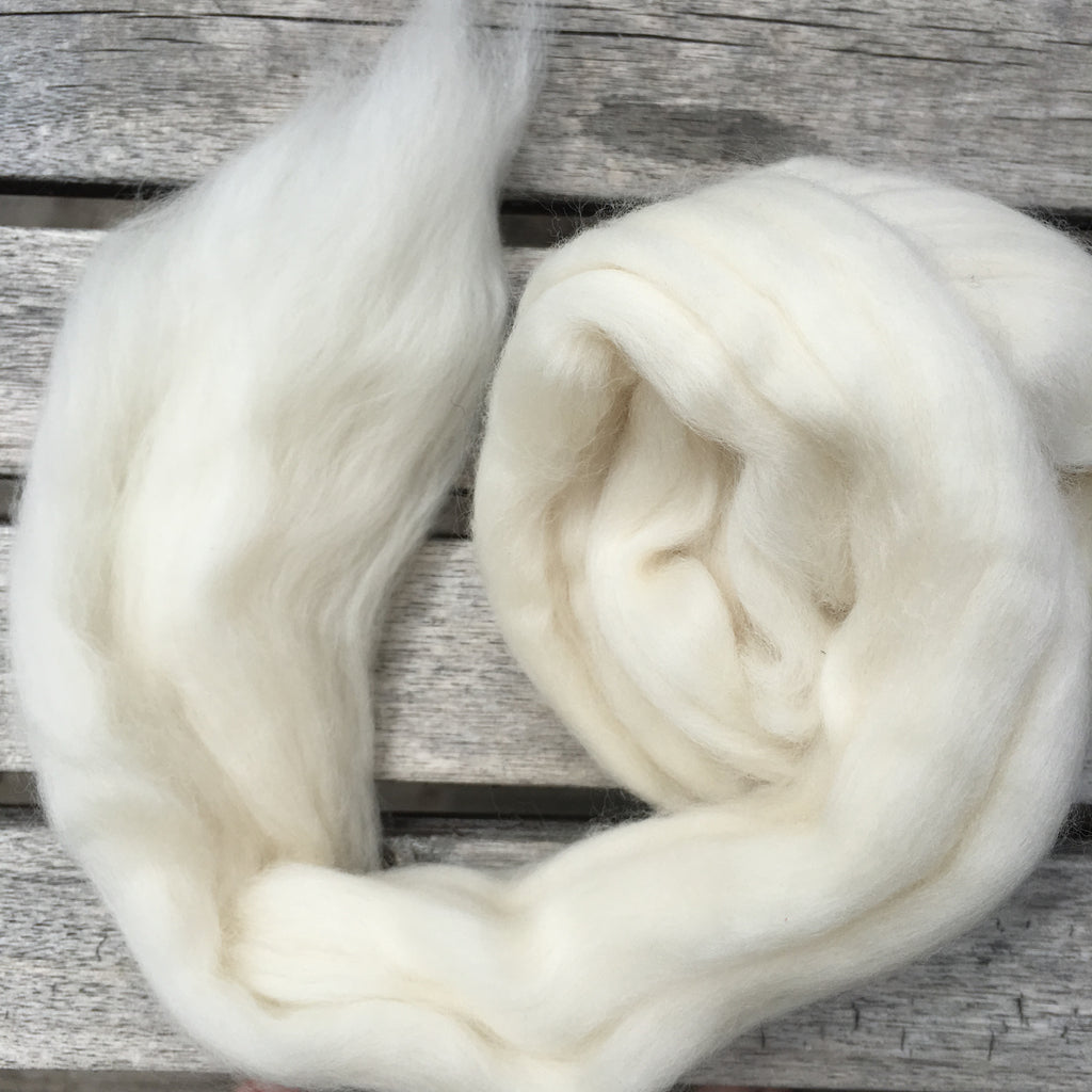 Natural White Merino