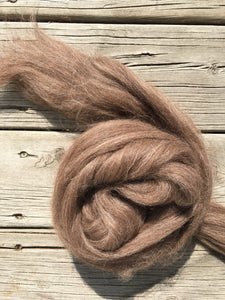 Alpaca, Natural Brown