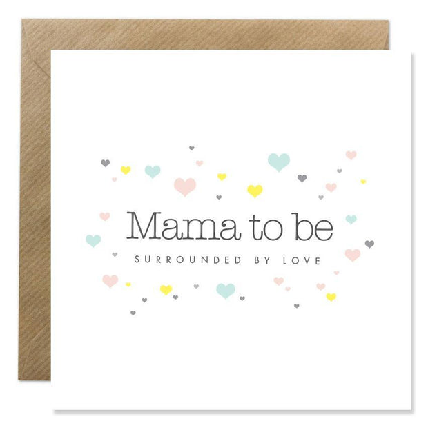 GIFT CARD - 'MAMA TO BE'
