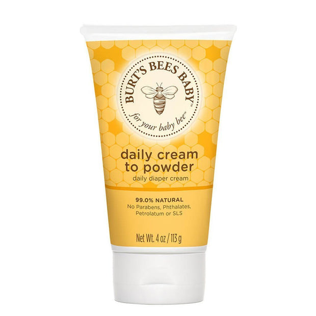 BURTS BEES BABY - DIAPER CREAM TO POWDER