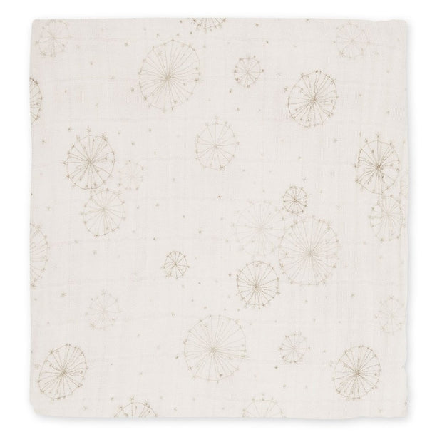 CAM CAM COPENHAGEN ORGANIC SWADDLE LIGHT - DANDELION NATURAL