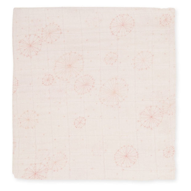 CAM CAM COPENHAGEN ORGANIC SWADDLE LIGHT - DANDELION ROSE