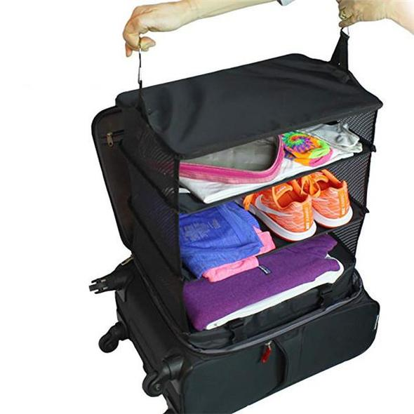 3-Layer Travel Wardrobe