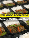 Donate 100 Healthy Meals
