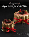 Limited Edition Sugar-Free Red Velvet Cake