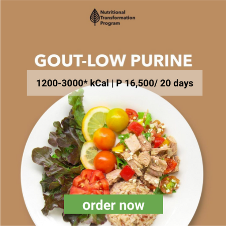 Gout Low Purine Meal Plan