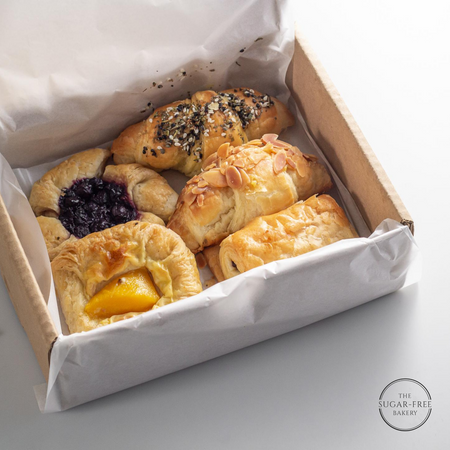 SFB Sugar-Free Pastry Care Package