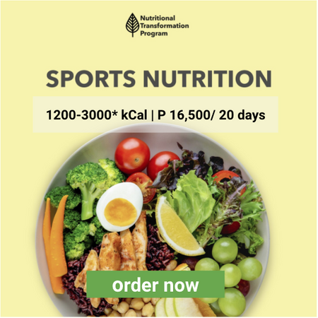 Sports Nutrition Meal Plan