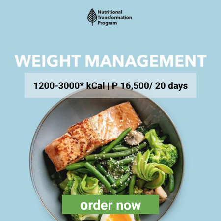 Weight Management Meal Plan