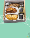SFB Signature Sugar-Free Bread and Spread Care Box