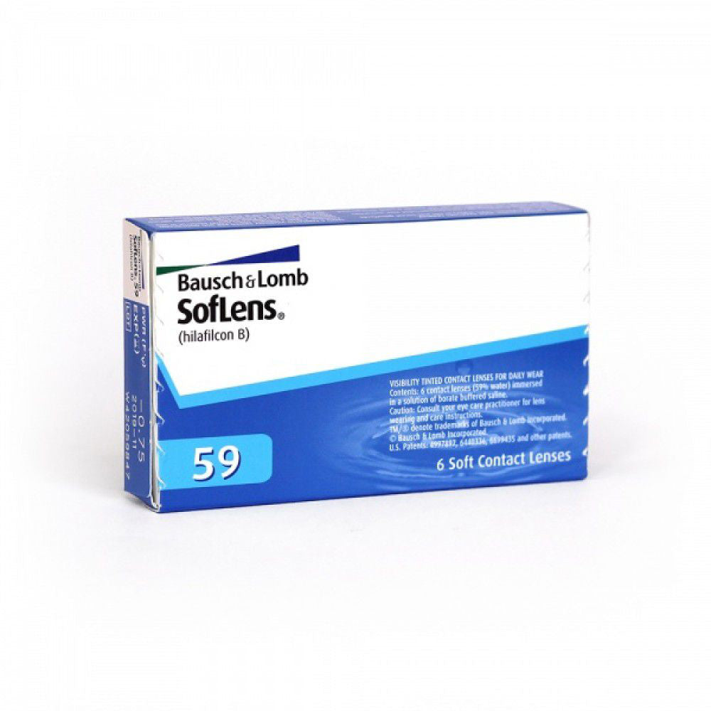 SofLens® 59 (6pcs/box)
