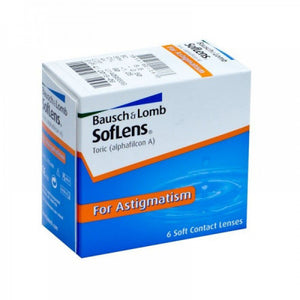 SofLens® 66 Toric for Astigmatism (6pcs/box)