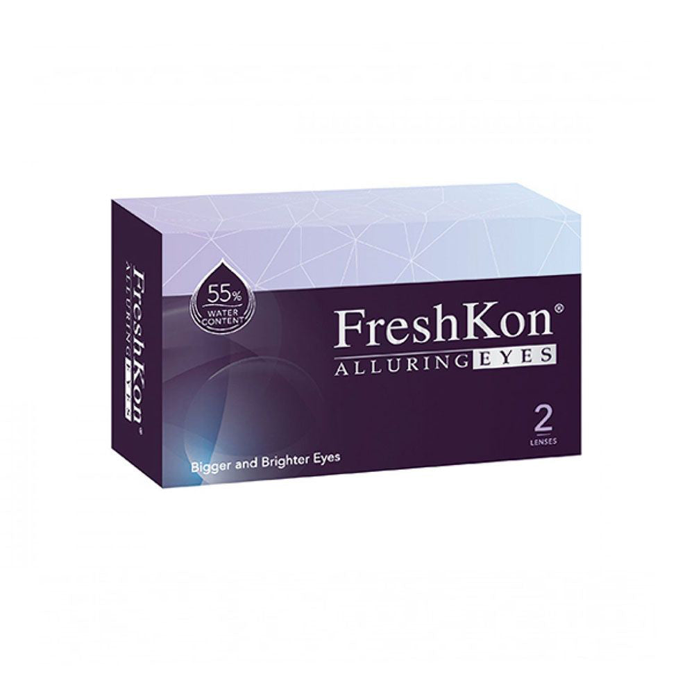FreshKon® Alluring Eyes Monthly (2pcs/box)