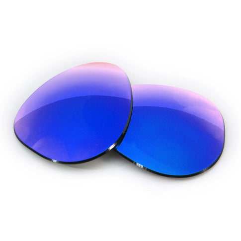 blue mirror coating
