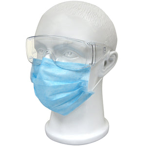 Safety Goggles/Fitover