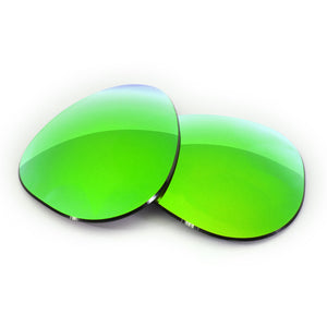 green mirror coating