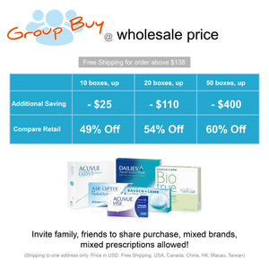 group buy promotion @wholesale price