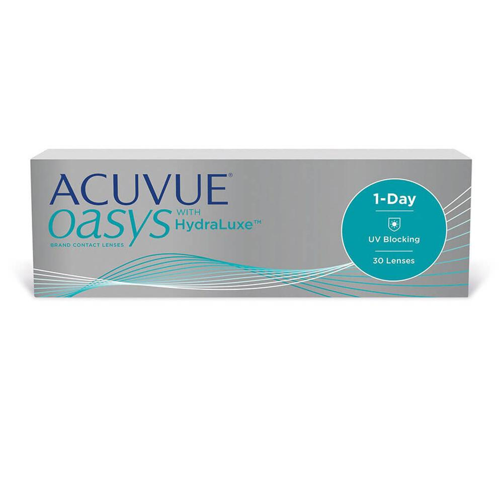 Contact Lens 1 DAY ACUVUE OASYS - Objectt Optik
