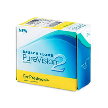 Load image into Gallery viewer, PureVision®2 Multi-Focal for Presbyopia (6pcs/box)