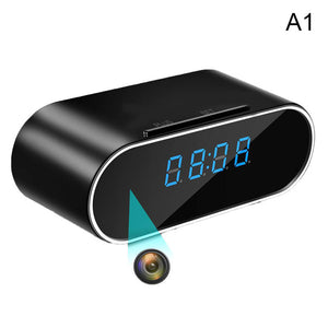 New 1080P Wireless Camera Alarm Clock Motion Detection Nanny DVR Night Vision for Home Security SF66