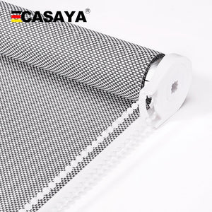 CASAYA High Quality Sunscreen Roller Blinds UV Blocking Fire Retardant Sunshading window blinds for outdoor