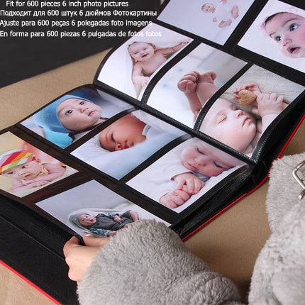 Cheaper Method Photo album for kids large  wedding photo album family photo albums baby home decoration large capacity