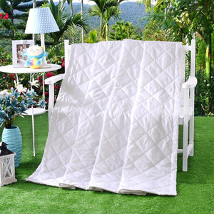 floral style summer comforter 150*200cm/180*200cm/200*230cm quilted Quilt thin bedding Blanket/ Plaids
