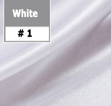 Load image into Gallery viewer, 0.8*3m Table skirts white ice silk wedding table skirt table cloth decoration hotel banquet event hotel home table skirting pink