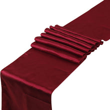 Load image into Gallery viewer, Satin Table Runners For Wedding Party Decoration Modern Table Runner New Year Decor For Home 30cm x 275cm