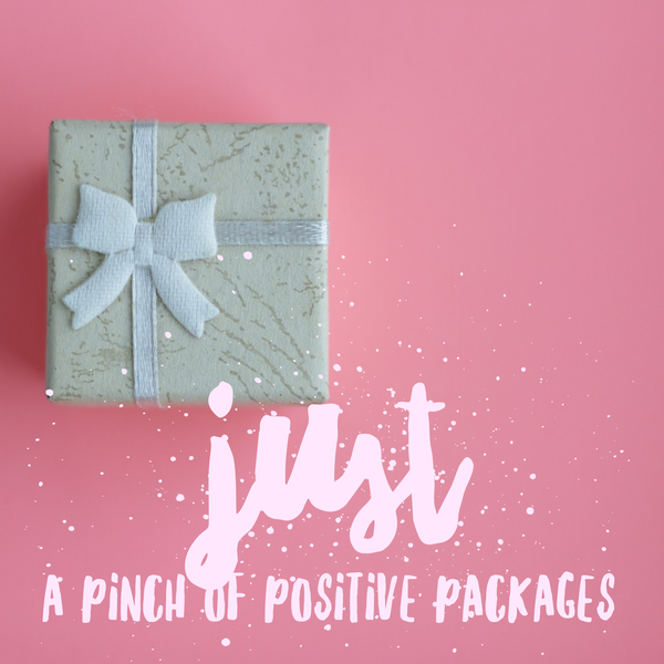 The pinch of Positive Package