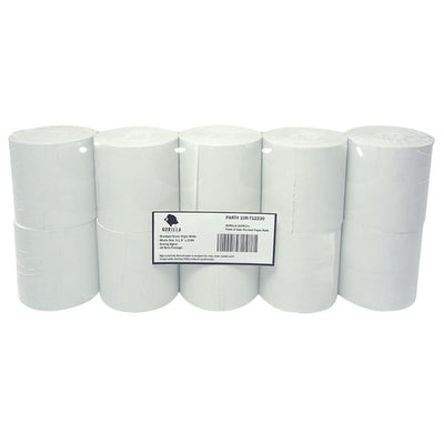 (10) 3 1/8 x 230' Thermal Paper Rolls, Bixolon Epson TMV88 TM20