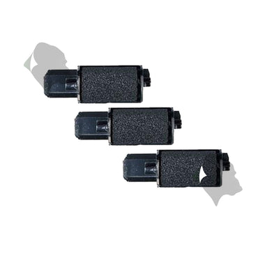 3Pk IR40 Black Calculator Ink Roller For IR40B EA770R Canon CP16