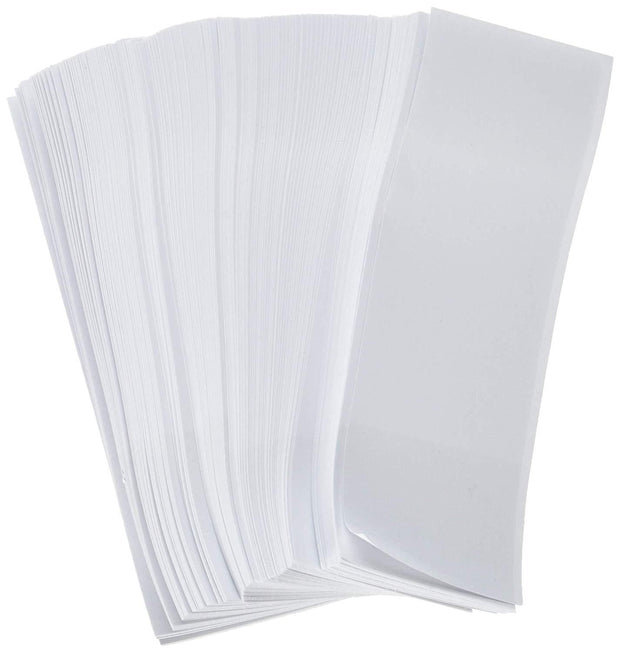 "Gorilla Supply White Napkin Bands 1.5"" x 4.25"" (Pack of 15000, 6pks of 2500)"