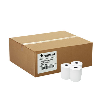 (30) 3 1/8 x 230' Thermal Paper Rolls
