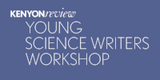 Young Science Writers Workshop Tuition