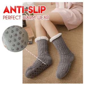 Cozy Thermal Slipper Socks - zonechics
