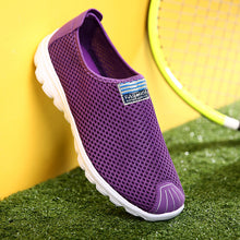 Load image into Gallery viewer, Women Breathable Mesh Sneakers - zonechics