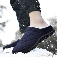 Load image into Gallery viewer, Casual Outdoor New Plus Velvet Cotton Slippers