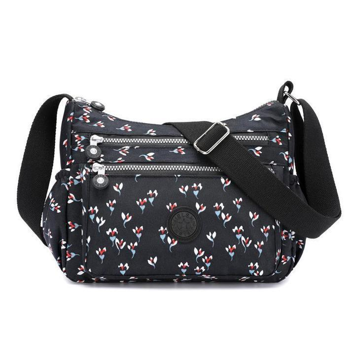 Thread Waterproof Shoulder Bag - zonechics