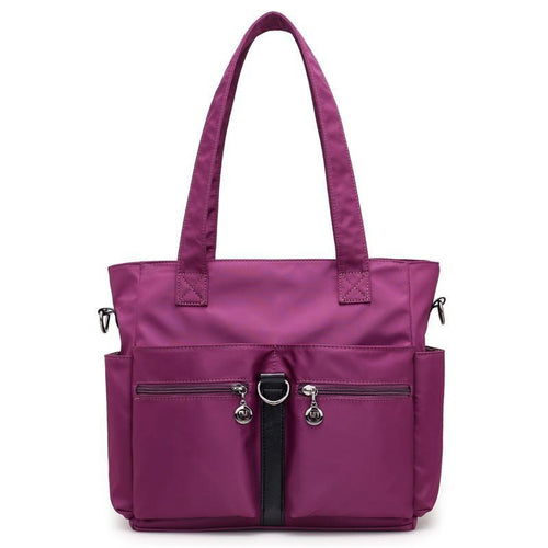 Waterproof  Nylon Female Crossbody Bag - zonechics