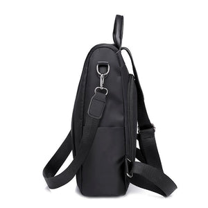 Nylon Multi-functional Waterproof Outing Backpack - zonechics