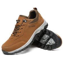 Load image into Gallery viewer, Men's Casual Sneaker Light-weight Outdoor Hiking Shoes - zonechics